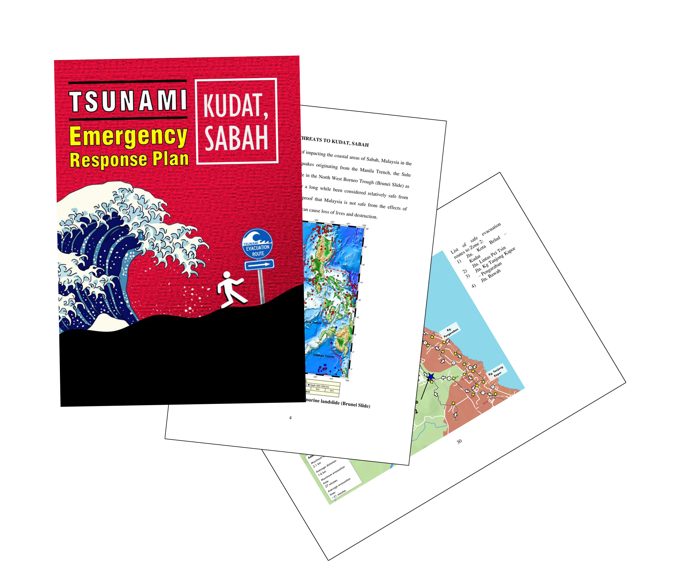 Tsunami Emergency Response Plan (TERP) for Kudat, Sabah